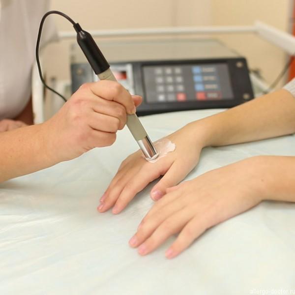 Электрофорез с лечебной грязью, физиолечение, физиопроцедуры, физиотерапия, электрофорез