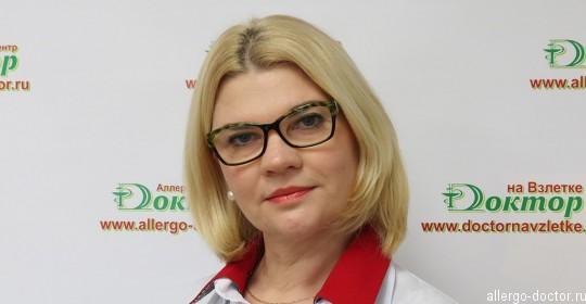 Комлева Марина Ивановна