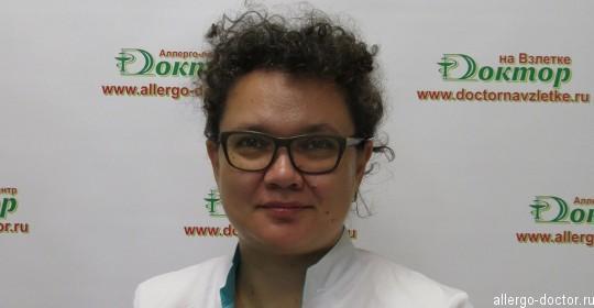 Курбатова Анастасия Витальевна