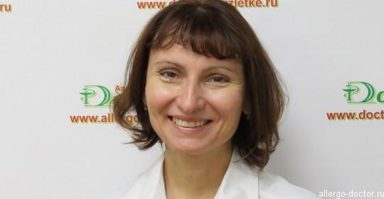 Песегова Татьяна Сергеевна